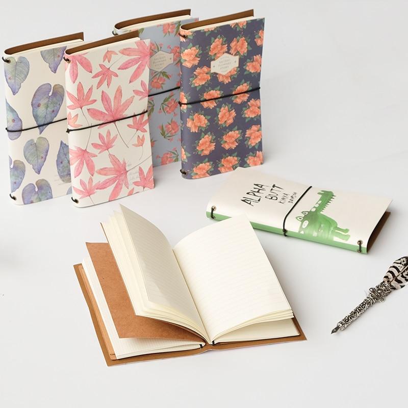 Special A6 Belt - Diary Retro Notebook 1PCS 4