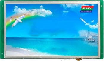 DMT10600C102_04W DMT10600C102_04WT DWIN 10.2 inch DGUS serial port LCD screen configuration screen Human-computer interaction