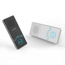 Ihens5 BS1 Беспроводной громкой связи Bluetooth гарнитура для авто автомобиля громкой связи AUX аудио адаптер с автомобиля Зарядное устройство Поддержка Громкоговорящую связь