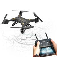 2019 RC Helicopter Drone with Camera HD 720P WIFI FPV Selfie Drone Professional Foldable Quadcopter 20 Minutes