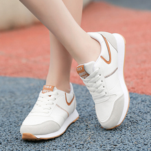 Low Top Women Casual Shoes Breathable Trainers Women Baskets Female Lace Up Flat Heel Round Toe Sport Ladies Shoes SH2 lace up low top velvet trainers