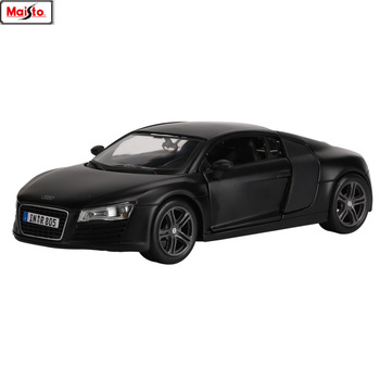 Maisto 1:24 Audi R8 sports car manufacturer authorized simulation alloy car model crafts decoration collection toy tools maisto 1 24 ford raptor manufacturer authorized simulation alloy car model crafts decoration collection toy tools