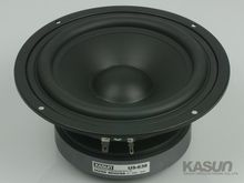 "2PCS KASUN US-638 6.5"" Paper Woofer Speaker PP Cone Unit 8ohm/130W Max Diameter 178mm Fs 39Hz"