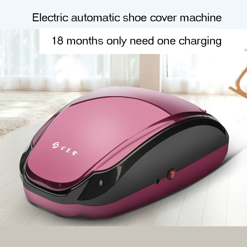 Intelligent Shoe Film Machine Home Automatic Shoe Cover Machine New Disposable Shoe Cover Machine Shoe Cleaner Helper