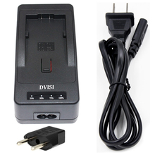 CGA D54S D54 D120/220 AC Quick Charging Battery Fast Charger For Panasonic D54S CGR D54S CGA D54SE CGR D28S D28S AG DVC30