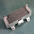 Left side aluminum / alloy radiator For YAMAHA YZ450F YZF 450 2006 cooling parts accessories engine cooling parts