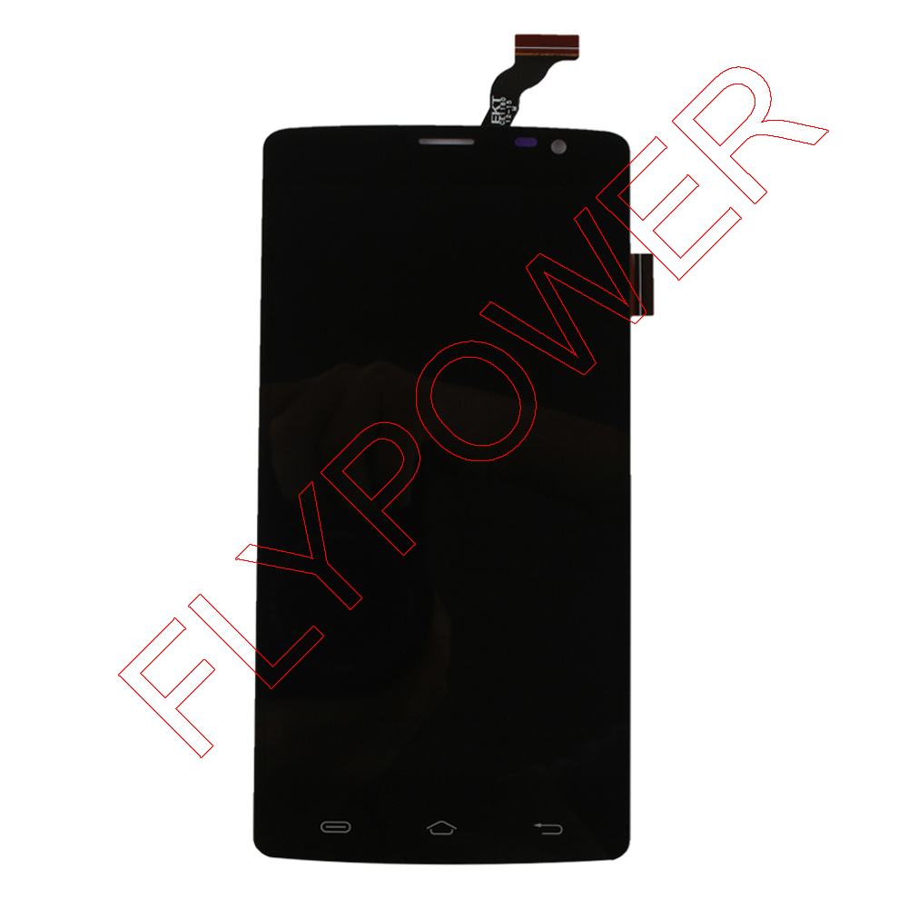 ФОТО For Ulefone Be pure MT6592M LCD Display + Digitizer Touch Screen Glass for Ulefone be pure Black