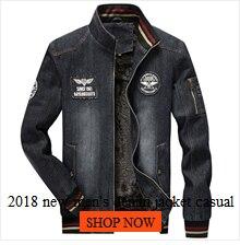 2018 Manufacturers Coats Vogue Clothes Denim Jackets Thick Winter Jackets Heat Jackets Denims Males coat HTB1Q4ipgXooBKNjSZPhq6A2CXXao