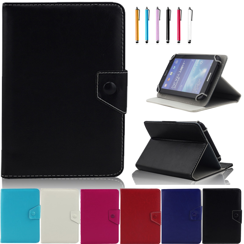 Подробнее о 8'' Universal PU Leather Fashion Stand Protector Cover Case Skin For 8 Inch tablet PC +Free stylus universal pu leather stand protector cover case skin for 7 inch tablet pc stylus pen gifts