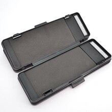 Hirisi Carp Fishing Rig Wallet 6 Way Stiff Hair Rig Tackle Box for 72 Hair Rigs Carp Coarse Fishing