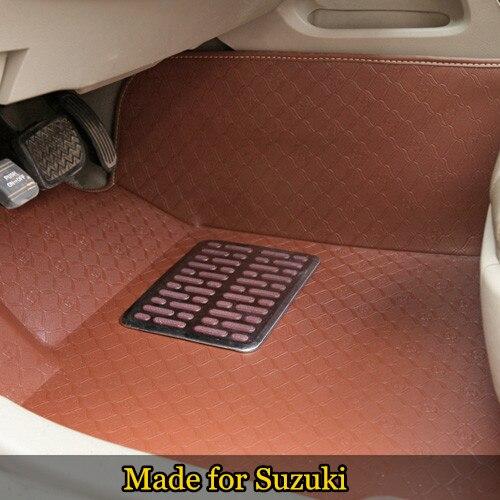 Suzuki Sx4 Floor Mats All Weather
