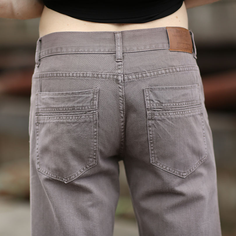 Summer Casual Slim Cotton Hot Sale Men Jeans Short,2018 New Arrival Fashion Good Quality Knee Length Pant For Men,15634S-3B