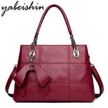 2018 Luxury Women Bags Designer Women Big Tote High Quality Leather Lady Shoulder Messenger Bags Brand Ladies Simple Handbag цены онлайн