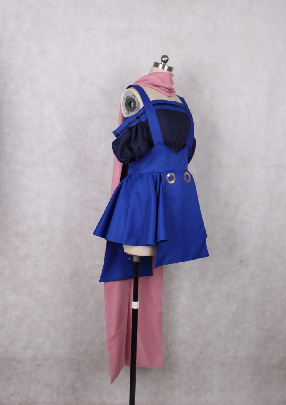 JoJo's Bizarre Adventure Lisa Lisa Cosplay Costume