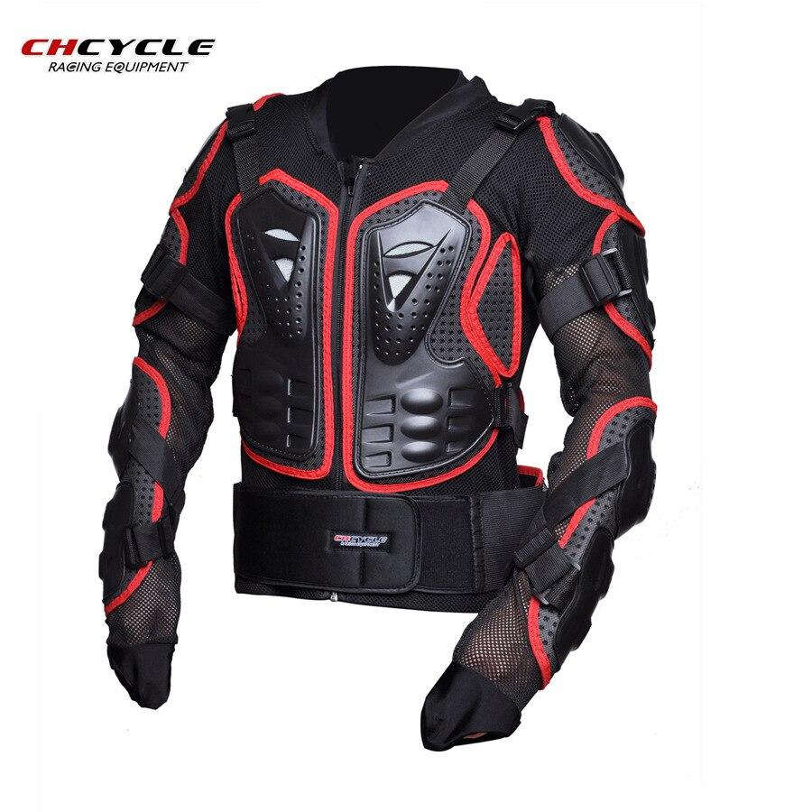 Nouveau arrivent Motocross Racing Full Body Armor Spine Poitrine Équipement De Protection Veste Professionnel Moto Corps Protecteur