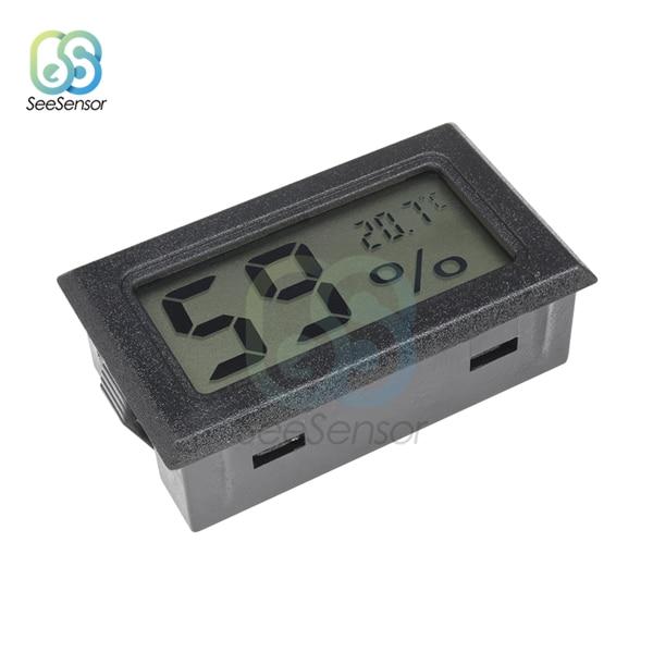 LCD Digital Wireless Kühlschrankthermometer Kühlschrank Gefrierschrank 2x Sensor
