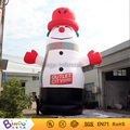 Free Shipping Outdoor event guangdong toys christmas snowman inflatables 2016