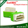 EcoOBD2 Plug&Driver OBD2 Green Scanner For Benzine Cars Professional Auto Chip Tuning Box Economy Device
