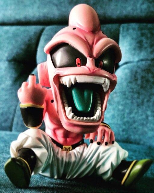 12 centímetros Dragon Ball Z Majin Buu Majin Boo Figura figura de ação PVC brinquedos boneca coleção modelo dos desenhos animados do anime