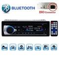 Новое прибытие 12 В 1 один дин Стерео дистанционного управления FM Радио MP3 Аудио Плеер Поддержка Bluetooth Телефон USB/SD музыка