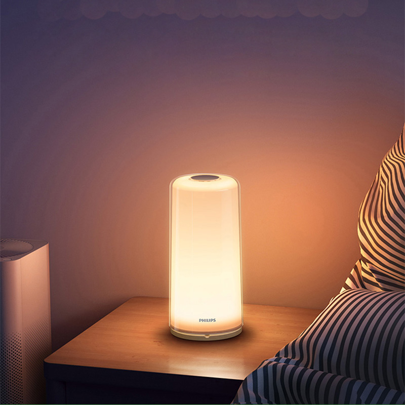 Nieuwe stijl Xiao mi mi jia smart Led BEDLAMPJE Rgbw DIMBARE Nachtlampje Usb TYPE c WIFI Bluetooth 100 240V Smart mi Thuis APP - 2