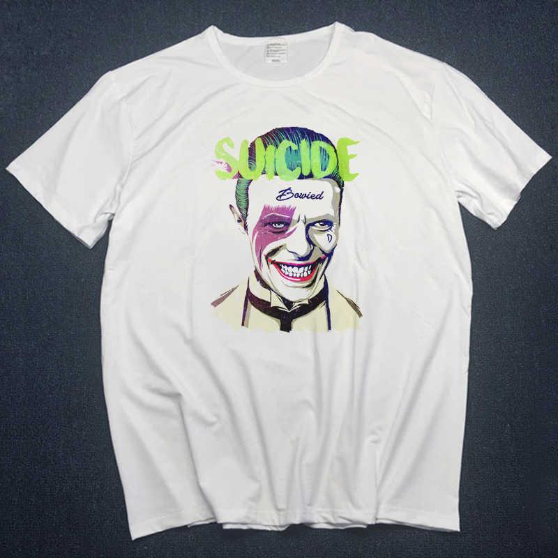 David bowie t shirt erkek komik sihirli erkek star wars parodi erkek tişörtü ziggy stardust Kaya BELLEK Kısa Kollu kaya Legends