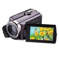 Видеокамера 1080 P FHD ночное видение Wi Fi Цифровая видеокамера HDMI и сенсорный экран Прямая доставка 0608