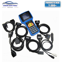 Professional Auto Key Programmer T300 Newest V16.8 T 300 T CODE English or Spanish Blue/Black Cars T 300 Auto Transponder