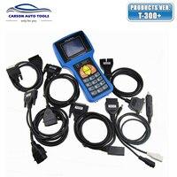 Professional Auto Key Programmer T300 Newest V16.8 T 300 T CODE English or Spanish Blue/Black Cars T 300 Auto Transponder