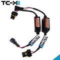 TC-X 2 UNID 9005/9006/HB3/HB4 Coche LED Faros HID EMC Decodificador de Niebla luz DRL IC No OBC Error Load Resistor Sin Parpadeo cancelador