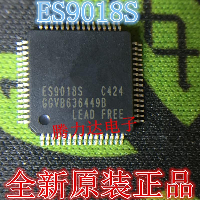 1 adet/grup ES9018 ES9018S 9018G QFP641 adet/grup ES9018 ES9018S 9018G QFP64