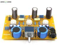 ZEROZONE Assemble TU 2 Modified WCF 6N2 6N6 6922 Tube Headphone Amplifier Board ALPS Potentiometer Without