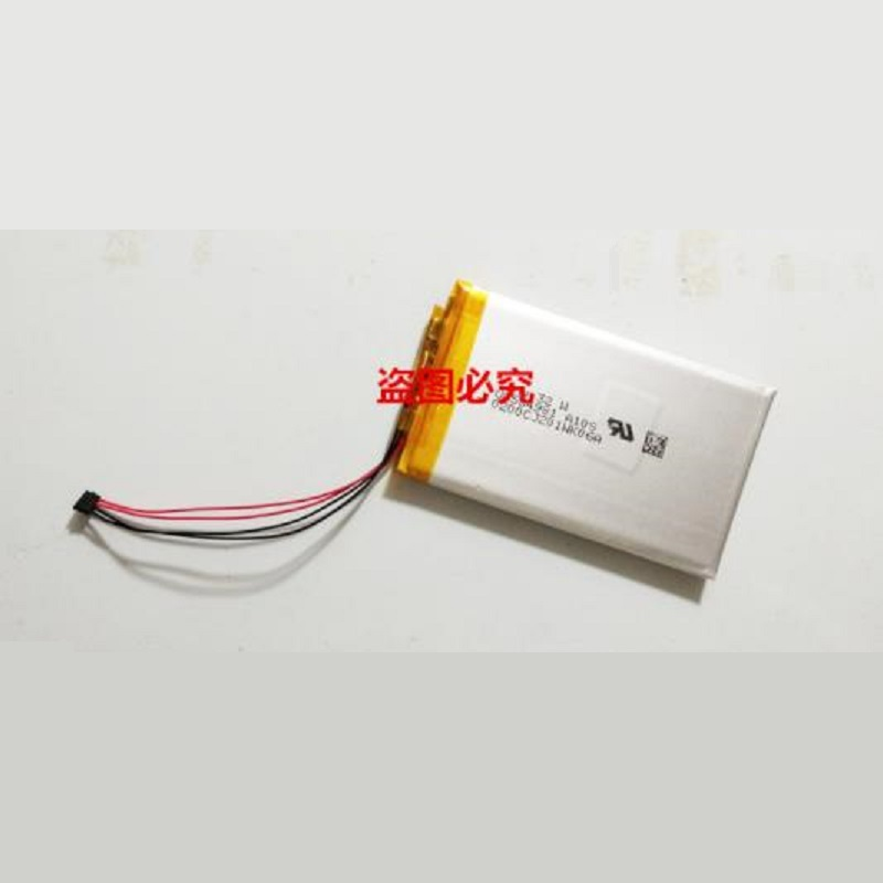 5000mAh Battery 3.7V for FIIO X5 X3 X7 II III Speaker Bateria Li-Polymer Polymer Rechargeable Accumulator Pack Repalcement+Track fiio x3 ii gold limited edition