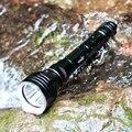 YUPARD diver дайвинг 100 м Подводный Фонарик Факел XM-L2 T6 LED белый желтый свет Лампы Водонепроницаемый 18650 аккумуляторная батарея