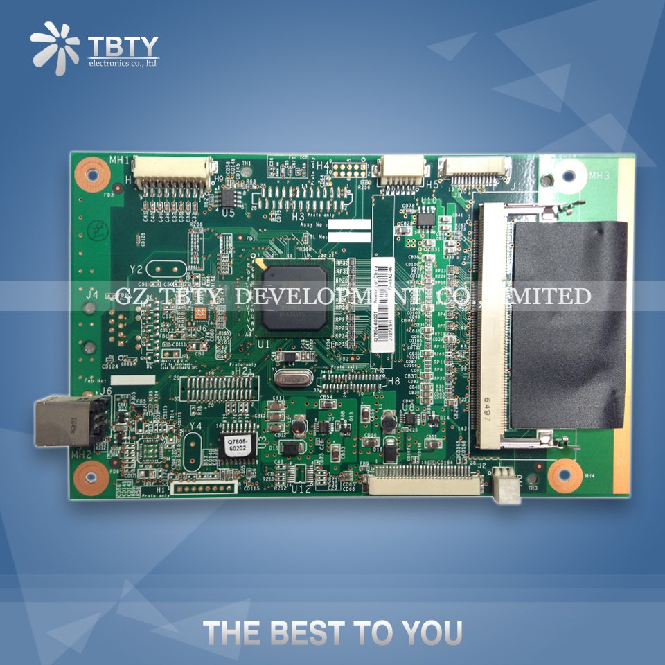 100% Guarantee Test Main Formatter Board For HP P2015 P2015D 2015 2015D HP2015 Q7804-60001 Mainboard On Sale 100% tested for washing machines board xqsb50 0528 xqsb52 528 xqsb55 0528 0034000808d motherboard on sale