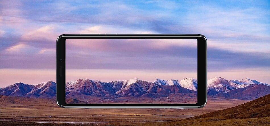 M8 4 Гб 64 Гб глобальная версия V8 смартфон Helio P22 Восьмиядерный экран 5,7 ''двойная задняя камера 3100 мАч отпечаток пальца