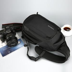 Image 2 - Сумка чехол NOVAGEAR 80611 для DSLR камеры, сумка для фото, наплечный ремень для Canon/Nikon/Sony DSLR камеры s + дождевик