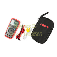 UNI T UT139C Digital Multimeter 6000 Counts True RMS Tester With Temperature Measurement And Carry Bag