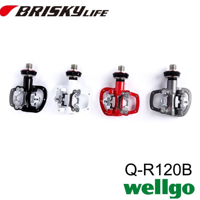 Wellgo Pedale QR-120B mit kostenloser Versand hochwertige - Radfahren - Foto 5