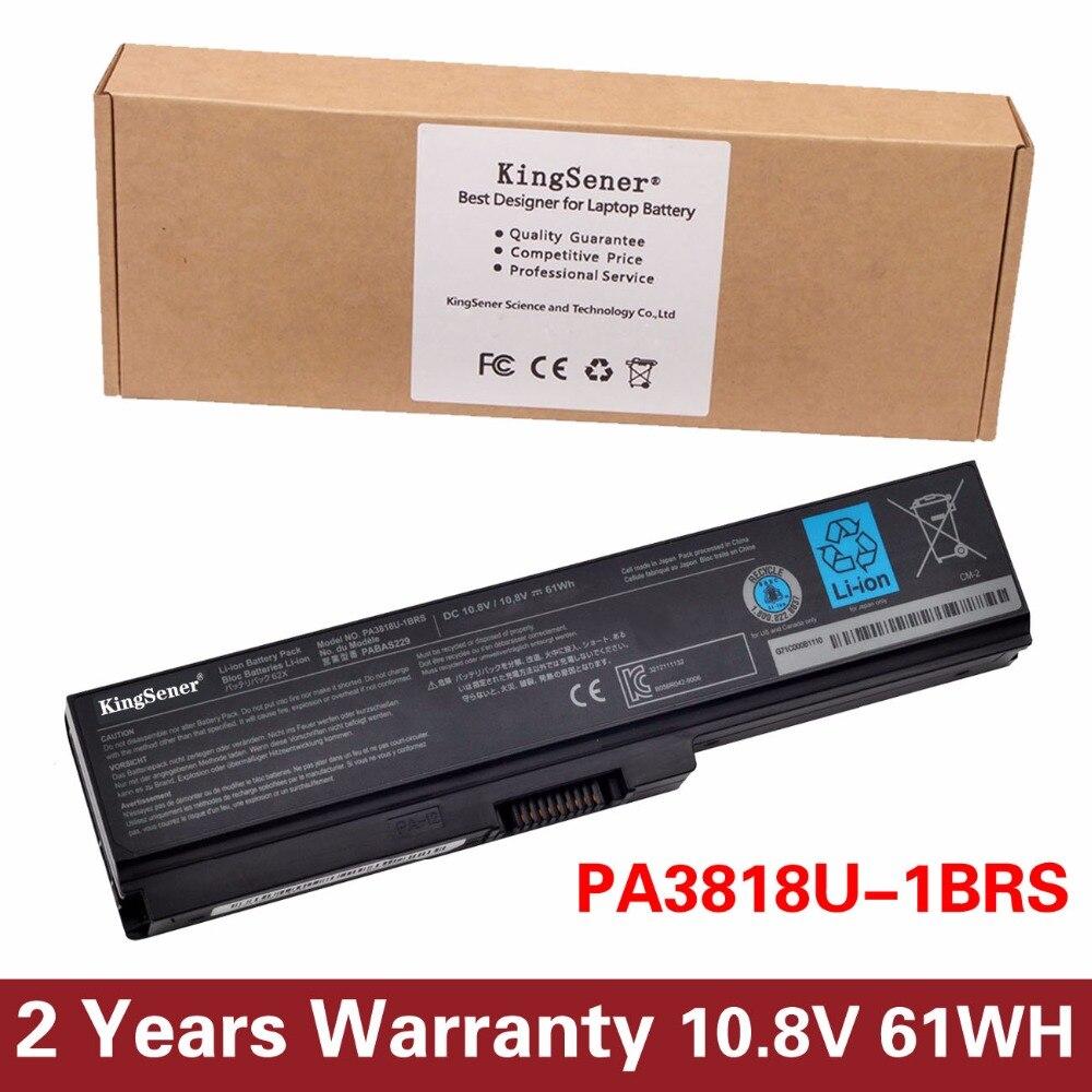 все цены на KingSener New PA3818U-1BRS Battery For Toshiba L600 L730 L650 L635 L645 L655 L700 L735 L750 L755 L740 L745 PA3817U-1BRS PA3818U онлайн
