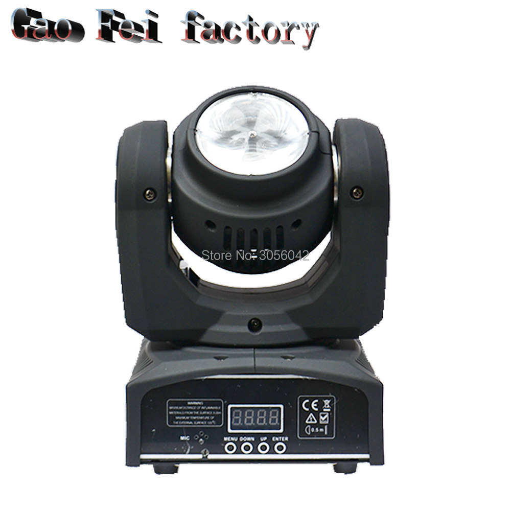 Compact Unlimited Rotating Led Moving Head Light DMX 512 lightsCompact Unlimited Rotating Led Moving Head Light DMX 512 lights