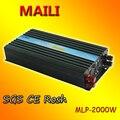 شحن مجاني خارج الشبكة الشمسية العاكس ، المنزل 2kw العاكس invertor 2000 واط 24 فولت إلى 240 فولت