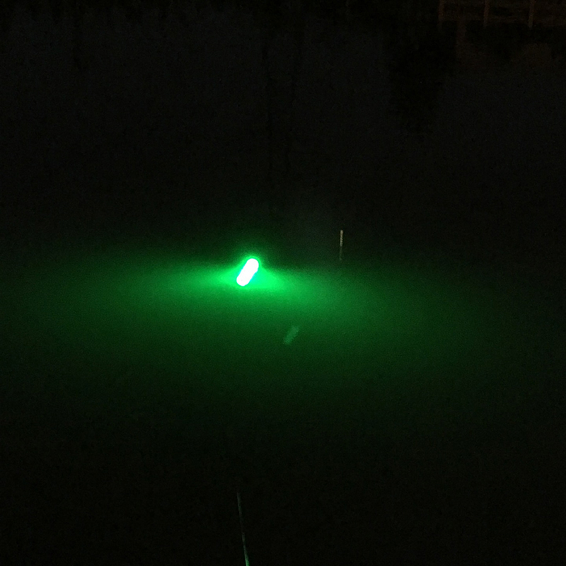 12V 20W LED Underwater Submersible Light Waterproof Fishing Light Boat Squid Fish Lamp Blue Green in Marine Hardware from Automobiles Motorcycles