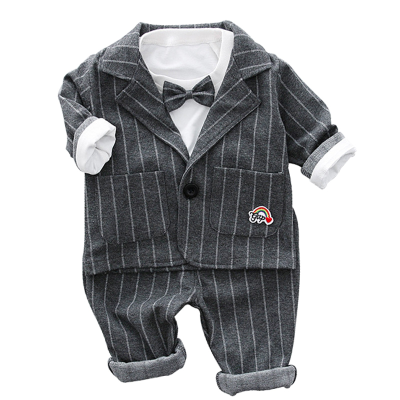 4ca197d9e Detail Feedback Questions about Baby Boy Suit Set Formal Dress for ...