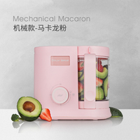 Douxbebe baby food supplement cooking and mixing dishes, multi function small grinding tools, mechanical and electronic models