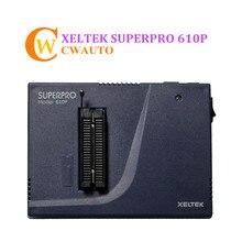 Xeltek SuperPro 610 P Универсальный программатор IC с 48 универсальными Pin-драйверами