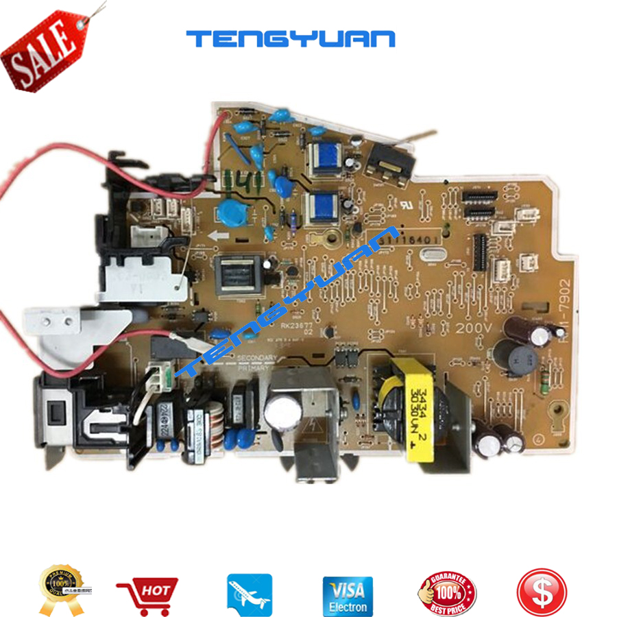 цена 90% new Original LaserJet Power Supply Board For HP 126NW 126A 127FN 128NF 128FW 128 127 RM2-7382 RM2-7381 ON SALE
