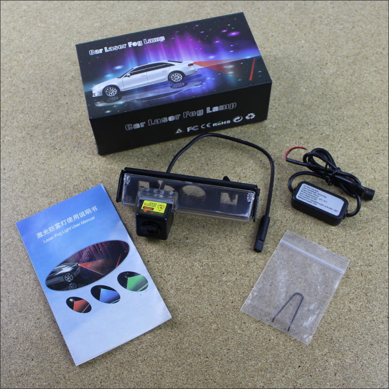 Auto Laser Fog Lamps For Mitsubishi Space Wagon Preventing Collision Rain Fog Haze Fog Lamps Auto Truck Car Alarm купить mitsubishi cedia wagon москва