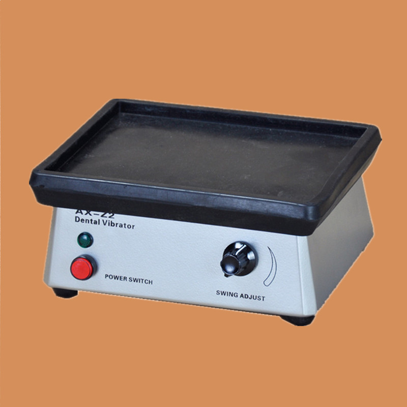 Small Dental Lab Equipment AX-Z2 Dental Plaster Vibrator for Reducing Bubbles While Pouring Plasters or Silicones pouring for profit