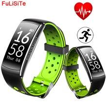 Браслет Heart Rate Мониторы Одежда заплыва Браслеты группа здоровья спортивный режим сна Мониторы смарт-браслет для смартфонов IOS и Android